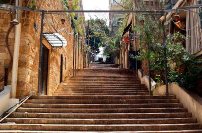 St. Nicholas Stairs