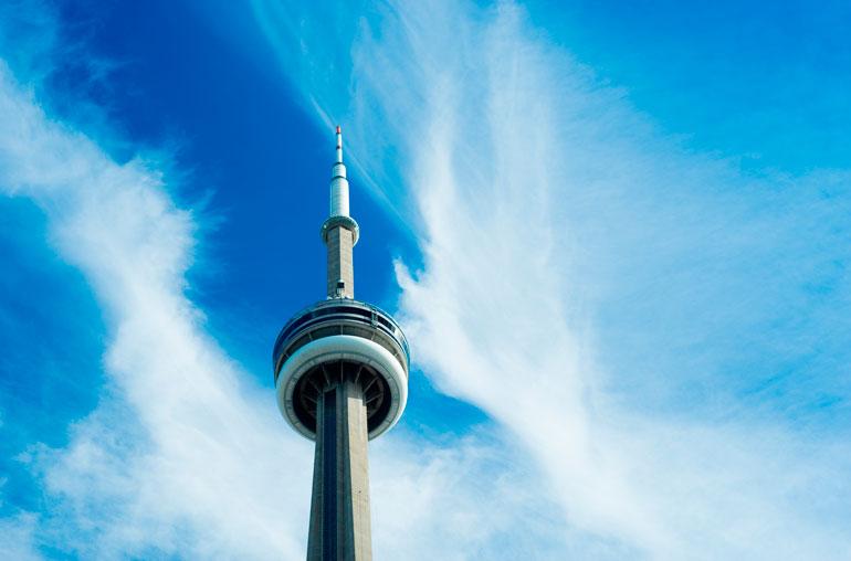 CN Tower North / MTCC