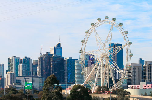 Melbourne Star / Harbour Town