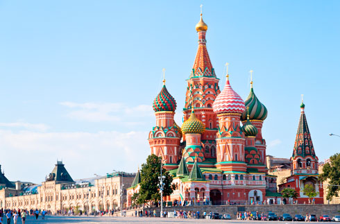 Red Square / Красная площадь