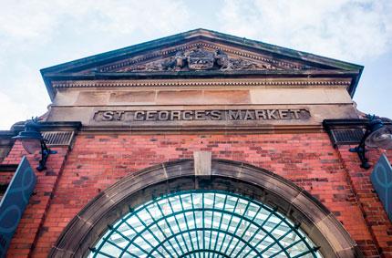 Waterfront / Laganside / St. George's Market