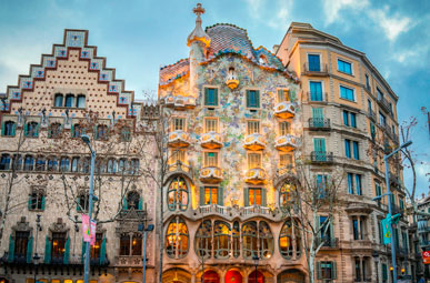 Casa Batlló - Fundació Antoni Tàpies