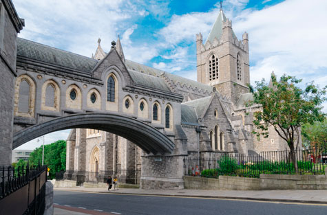 Christ Church Cathedral, Dublinia Viking Visitor Centre