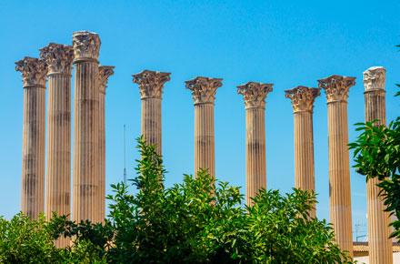 Ayuntamiento - Templo Romano
