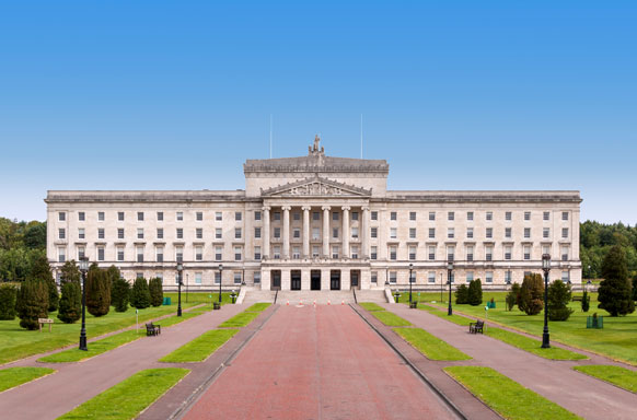 Stormont / Parliament Buildings (10:00 - 15:30 Uhr)