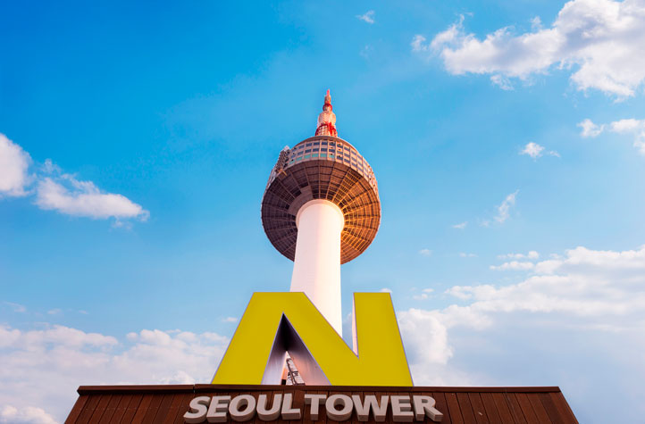 Namsan Seoul Tower / Namsan Cable Car