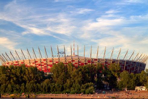 D - National Stadium (MOST ŚWIĘTOKRZYSKI 04)