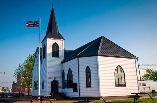 Norwegian Church Arts Centre