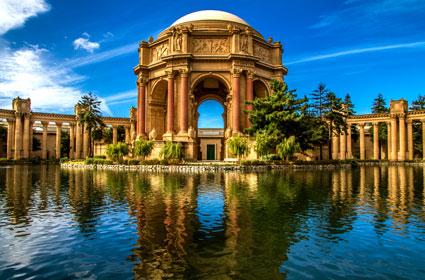 Bus Turistico San Francisco/Palace of Fine Arts/9