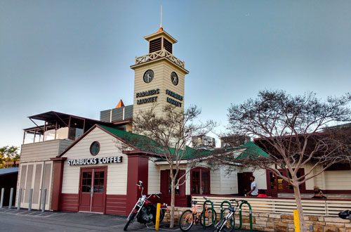 The Original Farmers Market / The Grove
