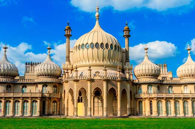 Brighton Pavilion / Old Steine