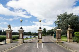 Bus Touristique Bournemouth/Poole Park: Park Gates East/15