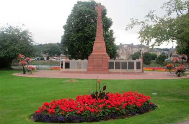 Bellfield Park War Memorial
