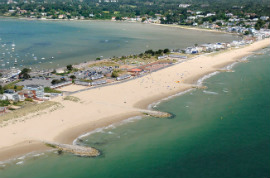 Bus Touristique Bournemouth/Sandbanks Beach: Shore Road/8