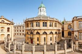 Bus Turistico Oxford/Sheldonian Theatre/13