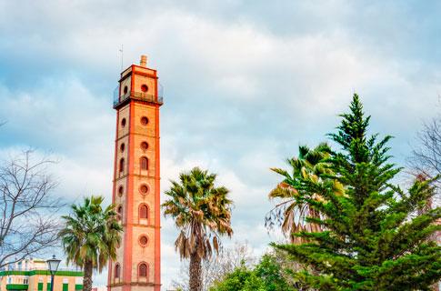 Bus Turístico Sevilla/Torre de los Perdigones/11