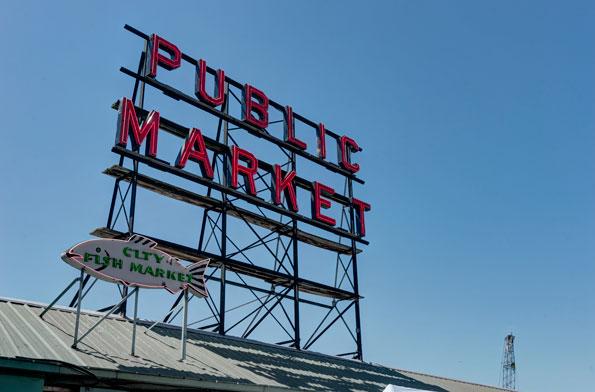 Hop-On Hop-Off Seattle/Pike Place Market/12