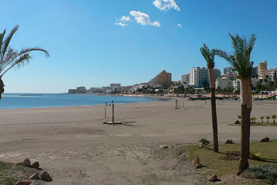 Playa de Malapesquera