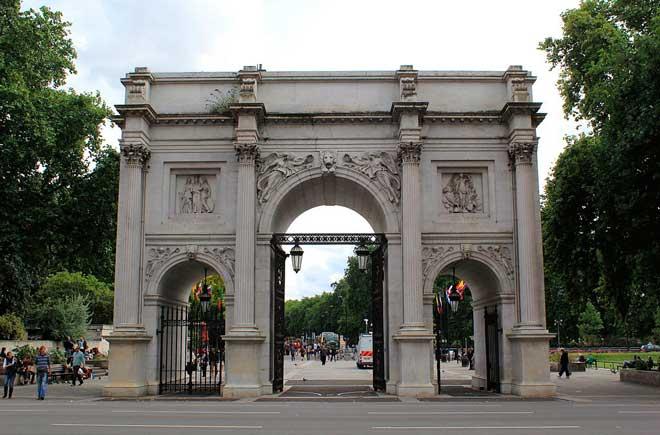 Marble Arch (Speakers Corner)