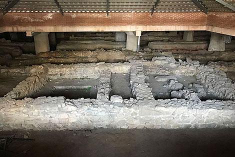 Ruinas de Benal-Roma