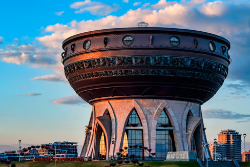 "Центр семьи ""Казан"" / Kazan Family Centre"
