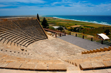 Ancient Kourion Kingdom