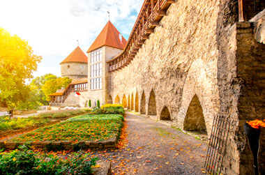Old Town / Toompea Castle